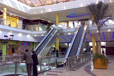 servicii ddd centre comerciale